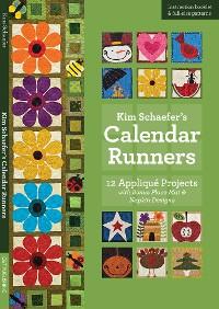 Cover Kim Schaeferâs Calendar Runners