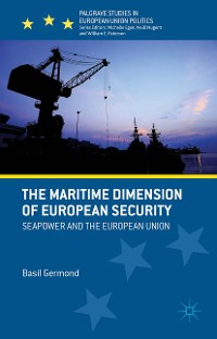Cover The Maritime Dimension of European Security