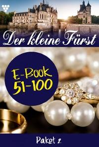 Cover Der kleine Fürst Paket 2 – Adelsroman