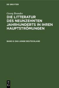 Cover Das junge Deutschland