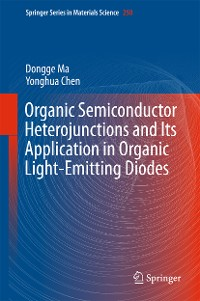 Cover Organic Semiconductor Heterojunctions and Its Application in Organic Light-Emitting Diodes