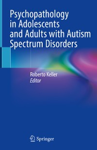Cover Psychopathology in Adolescents and Adults with Autism Spectrum Disorders