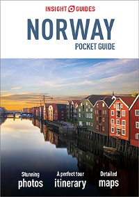 Cover Insight Guides Pocket Norway