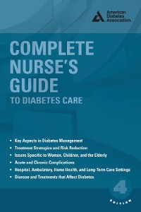 Cover Complete Nurse's Guide to Diabetes Care