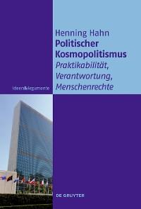 Cover Politischer Kosmopolitismus
