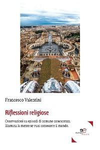 Cover Riflessioni religiose