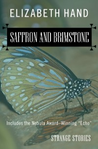 Cover Saffron and Brimstone