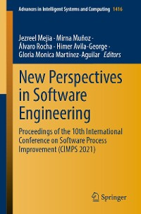 Cover New Perspectives in Software Engineering