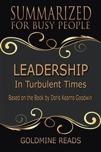 Cover Leadership - Summarized for Busy People