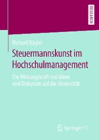 Cover Steuermannskunst im Hochschulmanagement
