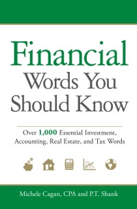 Cover Financial Words You Should Know