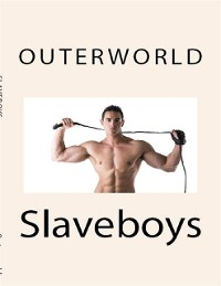 Cover Outerworld Slaveboys: Gay Bdsm Erotica