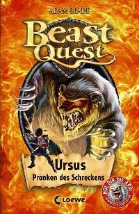 Cover Beast Quest 49 - Ursus, Pranken des Schreckens