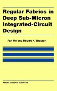 Cover Regular Fabrics in Deep Sub-Micron Integrated-Circuit Design