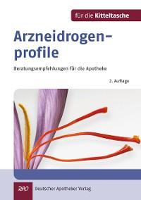 Cover Arzneidrogenprofile für die Kitteltasche