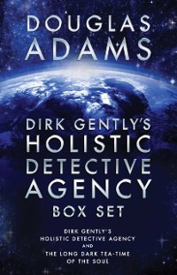 Cover Dirk Gently's Holistic Detective Agency Box Set