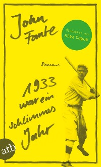Cover 1933 war ein schlimmes Jahr