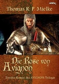 Cover DIE ROSE VON AVIGNON