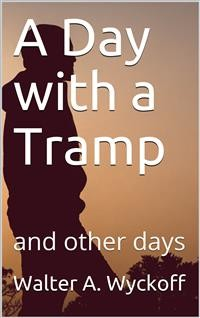 Cover A Day with a Tramp / and other days