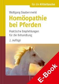 Cover Homöopathie bei Pferden