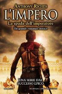 Cover L'impero. La spada dell'imperatore