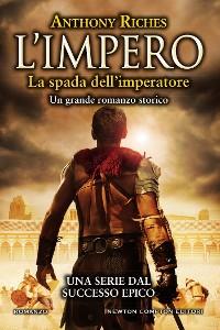 Cover L'impero. La spada dell'imperatore