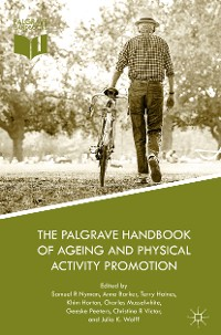 Cover The Palgrave Handbook of Ageing and Physical Activity Promotion
