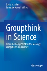 Cover Groupthink in Science