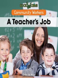 Cover A Teacher's Job