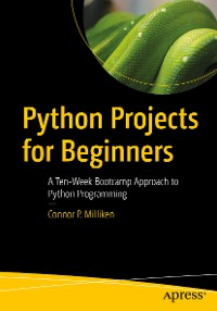 Cover Python Projects for Beginners