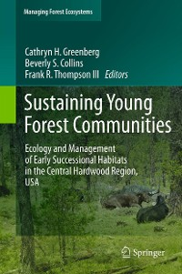 Cover Sustaining Young Forest Communities