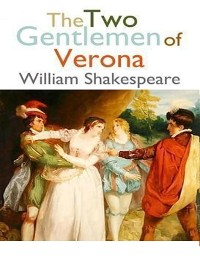 Cover The Two Gentlemen of Verona