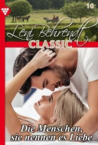 Cover Leni Behrendt Classic 10 – Liebesroman