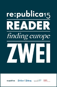 Cover re:publica Reader 2015 – Tag 2