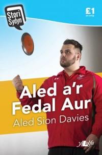 Cover Aled a'r Fedal Aur