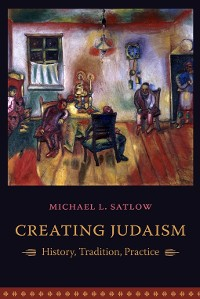 Cover Creating Judaism