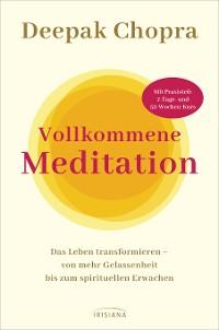 Cover Vollkommene Meditation