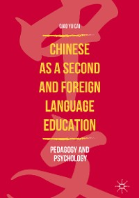 Cover Chinese as a Second and Foreign Language Education