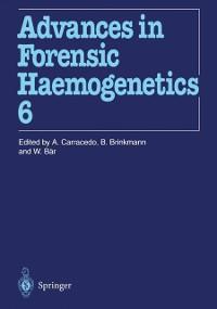 Cover 16th Congress of the International Society for Forensic Haemogenetics (Internationale Gesellschaft fur forensische Hamogenetik e.V.), Santiago de Compostela, 12-16 September 1995