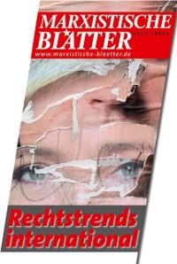 Cover Rechtstrends international