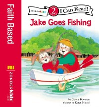 Cover Jake Goes Fishing