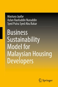 Cover Business Sustainability Model for Malaysian Housing Developers