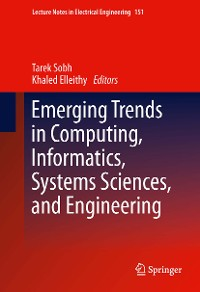 Cover Emerging Trends in Computing, Informatics, Systems Sciences, and Engineering