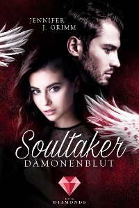 Cover Soultaker. Dämonenblut