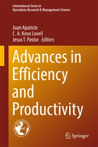 Cover Advances in Efficiency and Productivity