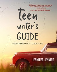 Cover Teen Writer's Guide