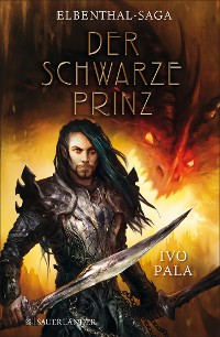 Cover Elbenthal-Saga: Der schwarze Prinz