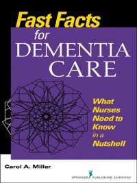 Cover Fast Facts for Dementia Care