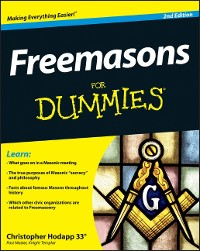 Cover Freemasons For Dummies