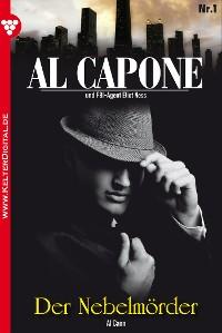 Cover Al Capone 1 – Kriminalroman